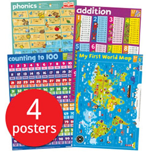 Help with Homework: My Wall Chart Pack Age 5+