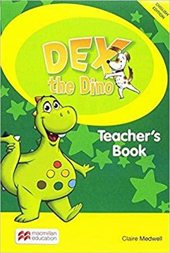 Dex the Dino TB+ Webcode Pk