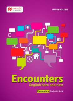 Encounters: English Here and Now El SB