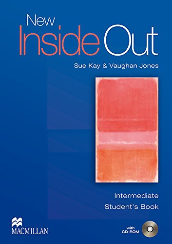 New Inside Out Intermediate Student's Book with CD-ROM +eBook