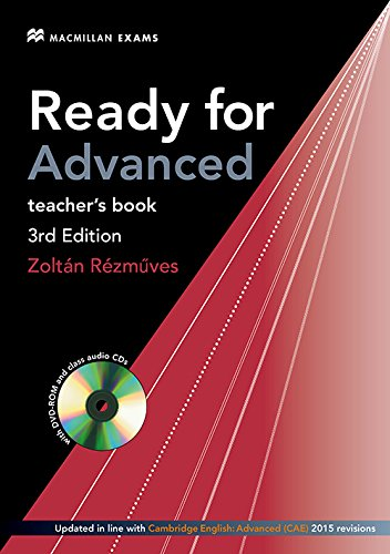 Ready for Advanced 3rd Edition Teacher's Book and Coursebook eBook Pack