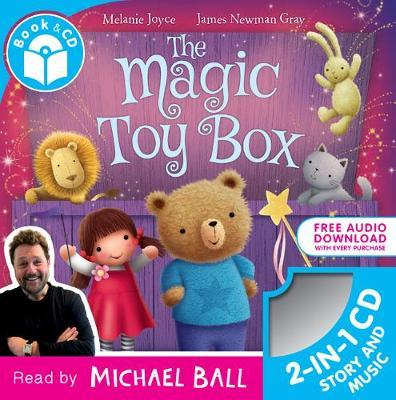 Magic Toy Box, the  +CD