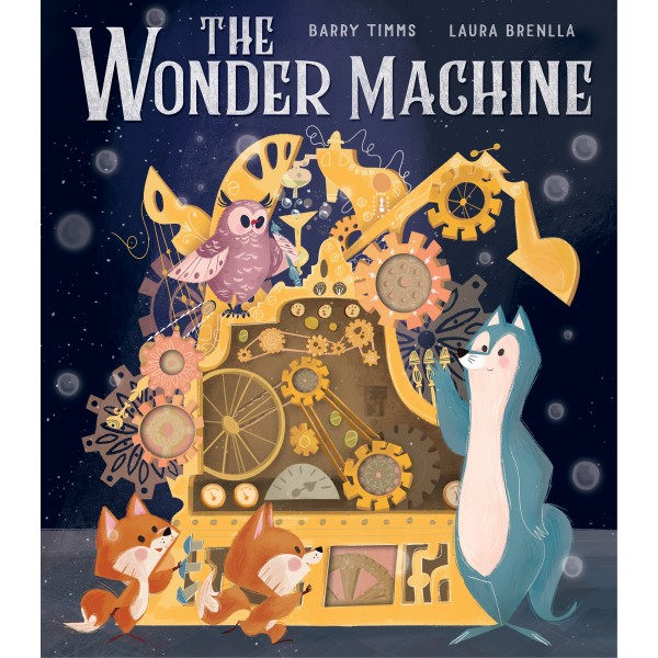Wonder Machine, the