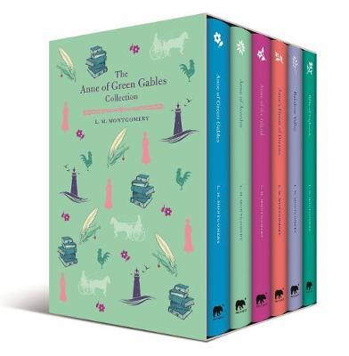 Anne of Green Gables Collection (6-book box set)
