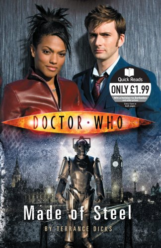 Doctor Who: Made of Steel (Quick Reads)