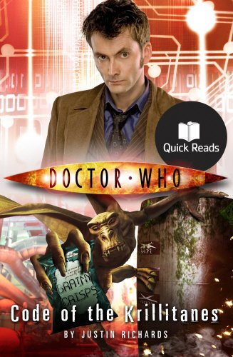 Doctor Who: Code of the Krillitanes (Quick Reads)