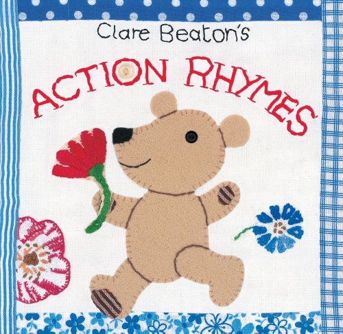 Action Rhymes  (board book)