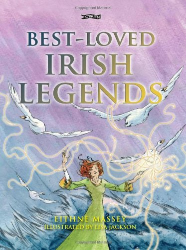Black Flag   Best-Loved Irish Legends (HB) illustr.