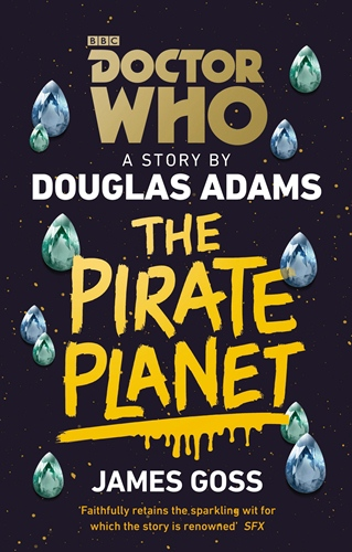 Doctor Who: The Pirate Planet ***