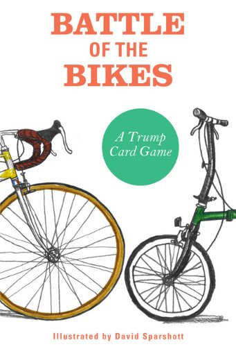Battle of the Bikes:Trump Card Game