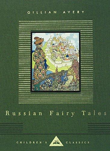 Russian Fairy Tales (Children's Classics)