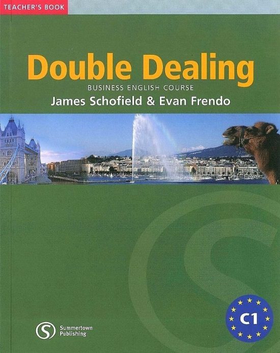Double Dealing Upper-Intermediate Teacher's Book