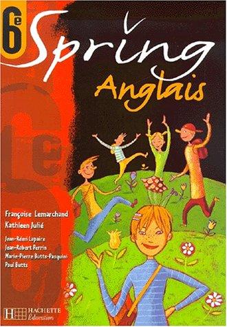 Anglais Spring 6