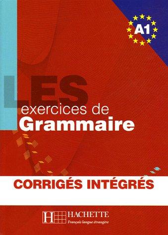 500 Exercices Grammaire A1 Livre + corriges