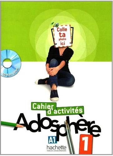 Adosphere 1 Cahier + CD-ROM