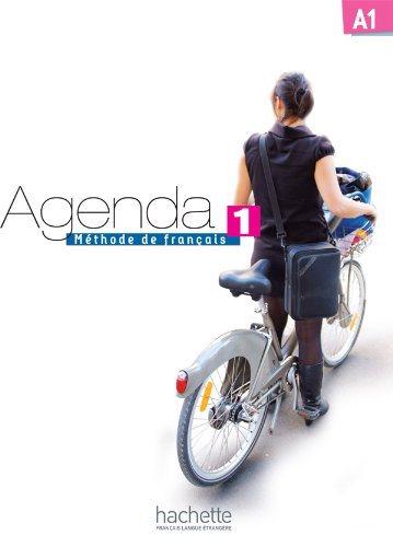 Agenda 1 Livre de l'eleve + DVD-ROM