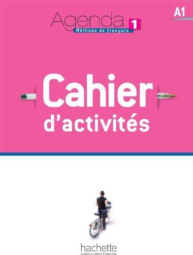 Agenda 1 Cahier + CD