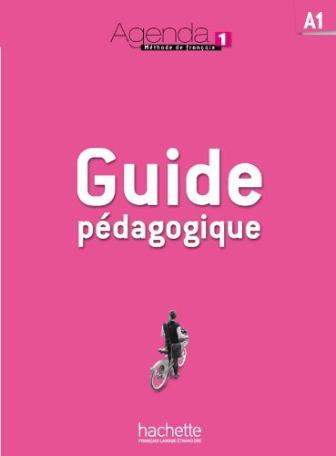 Agenda 1 Guide pedagogique