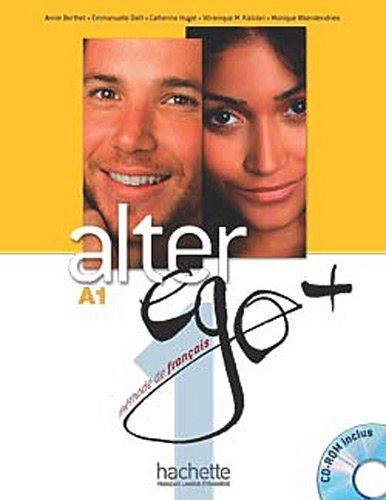 Alter Ego +1 Livre de l'eleve + CD-ROM
