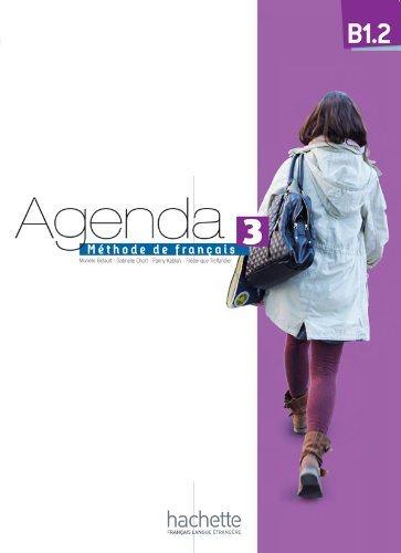 Agenda 3 B1.2 Livre de l'eleve + DVD-ROM