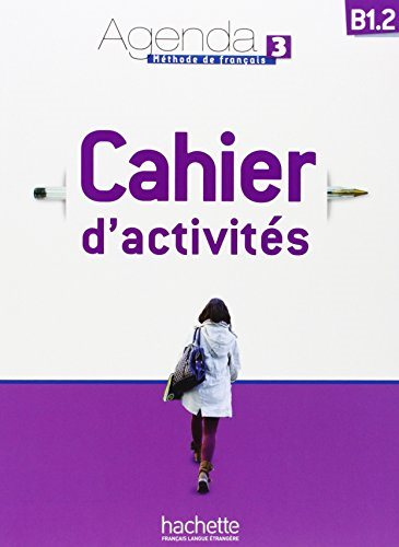 Agenda 3 B1.2 Cahier + CD