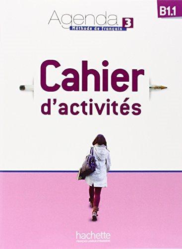 Agenda 3 B1.1 Cahier + CD