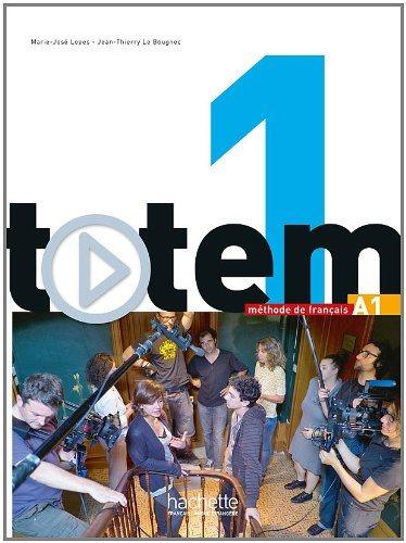 Totem 1 Livre de l'eleve+DVD-ROM+MN