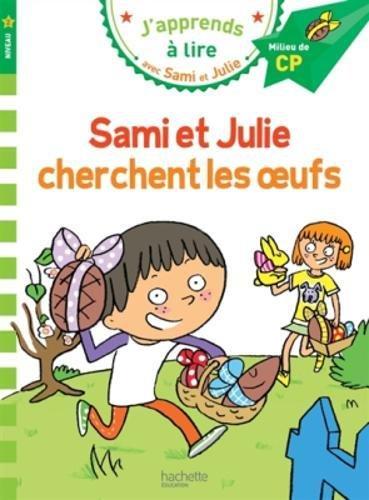 Sami et Julie cherchent les oeufs Niveau 2