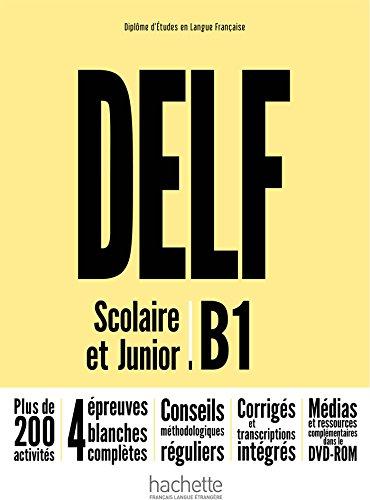 DELF Scolaire et Junior B1 NEd + DVD-ROM