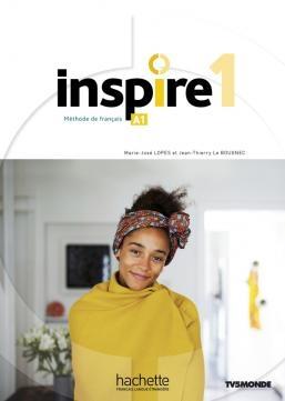 Inspire 1 : Livre de l'eleve + audio/video + Parcours digital