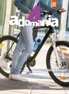 Adomania 4 Livre de l'eleve + DVD-ROM (audio et video)
