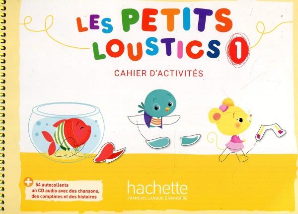 Les Petits Loustics 1 Cahier + CD