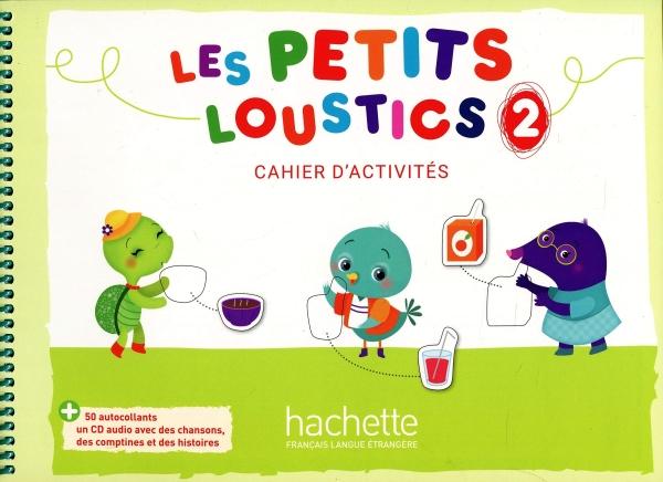 Les Petits Loustics 2 Cahier + CD