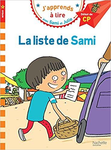 La liste de Sami Niveau 1