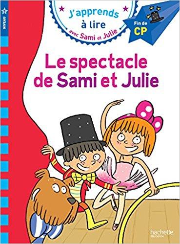 Le spectacle de Sami et Julie Niveau 3