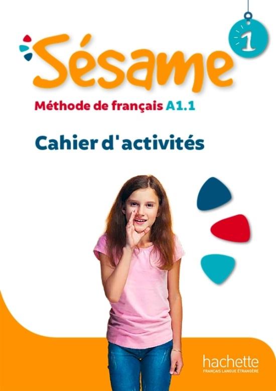 Sesame 1 - Cahier d'activites