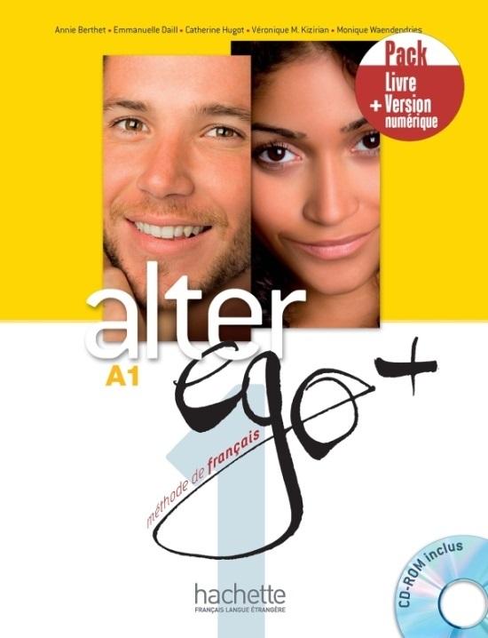 Alter Ego +A 1 - Pack Livre + Version numérique