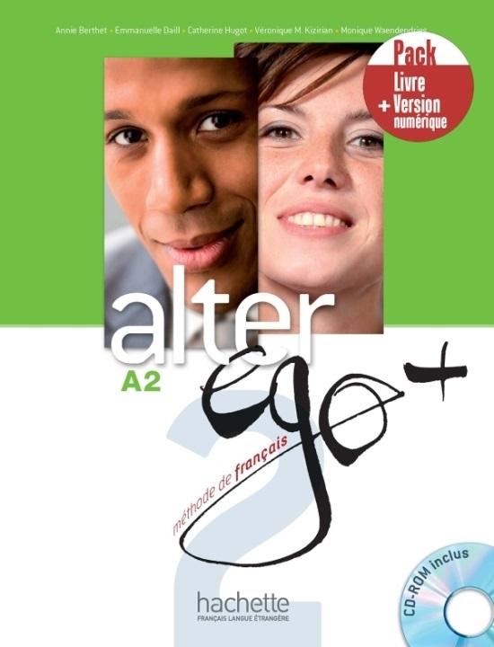 Alter Ego +A 2 - Pack Livre + Version numérique