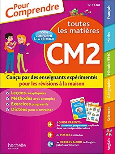 Pour comprendre Tout le CM2