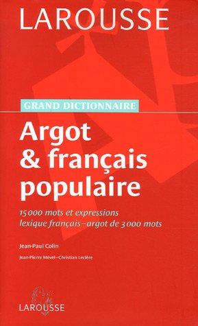 Argot&Francais Populaire