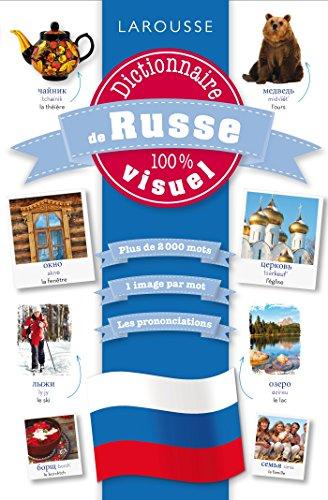 Dictionnaire de Russe 100 % visuel