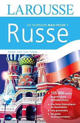 Dictionnaire francais-russe et russe-francais Maxipoche Plus
