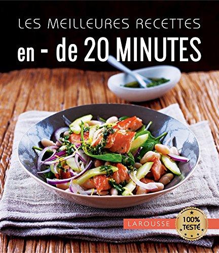 Les meilleures recettes en moins de 20 minutes