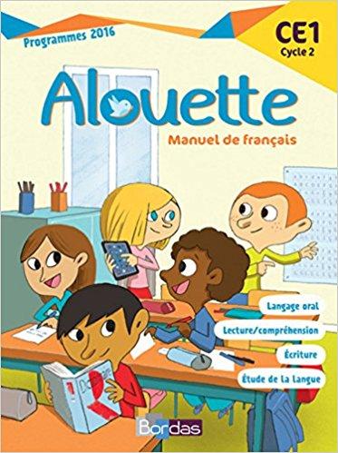 Alouette CE1 Livre