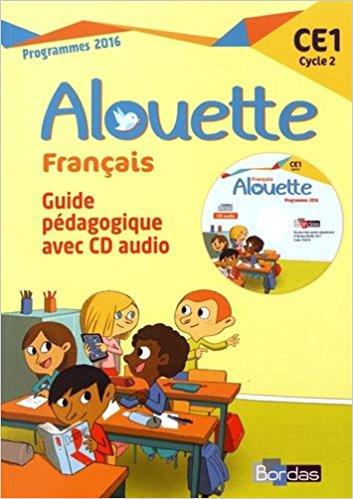 Alouette CE1 Guide+CD