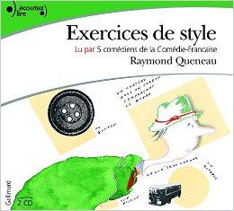 Exercices de style CD