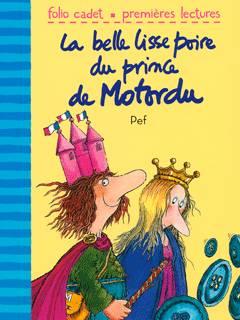 Belle lisse poire du prince Motordu