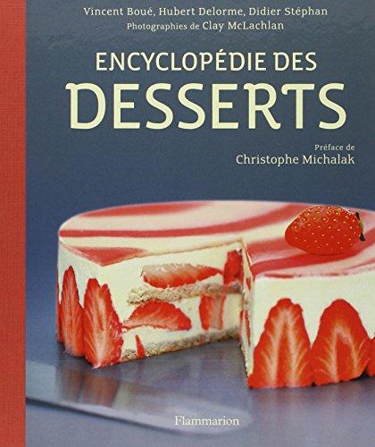 Encyclopedie des desserts