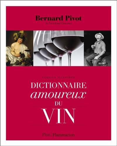 Dictionnaire amoureux du vin : version illustree