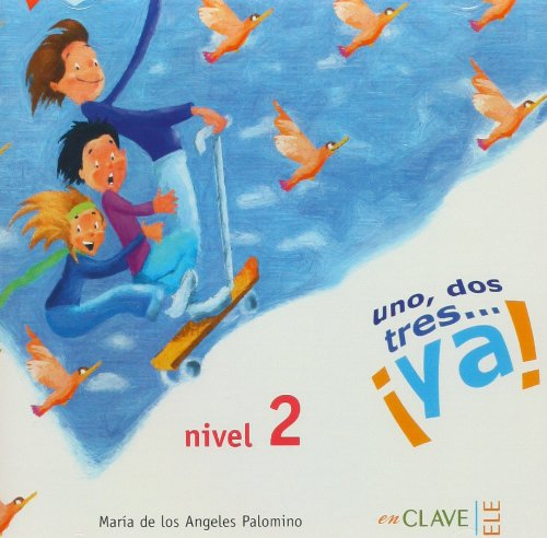 1,2,3…YA 2 Audio para la clase CD